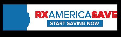 Rx America Save Logo