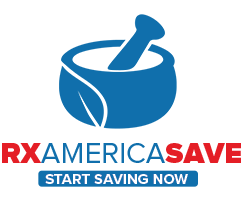 Rx America Save Mobile Logo